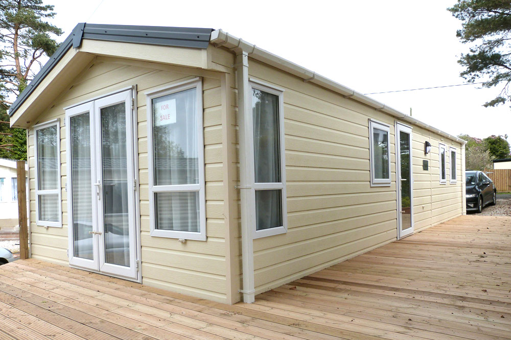 New holiday homes for sale in Cornwall | Croft Farm Holiday Park